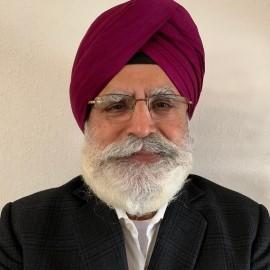 Head shot Gurinder Pal Singh