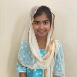 Sanah Kaur_Age 8_Garden State_Group 1