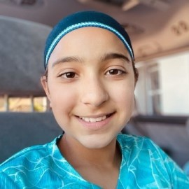 Urleen Kaur_Age 12_Gadri Babbe_Group 3