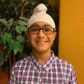 Virraj Singh_Age 13_CA- Orange County_Group 3